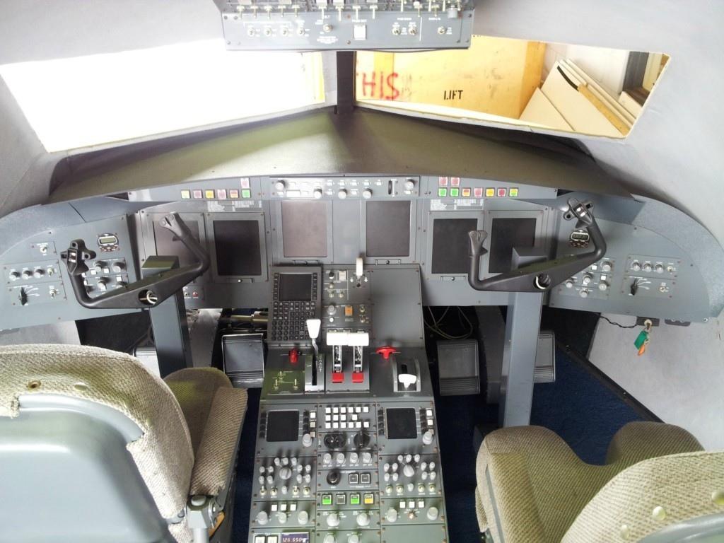 CRJ Sim Cockpits | crjsim