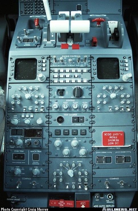 Landing Gear Manual Release Handle | crjsim